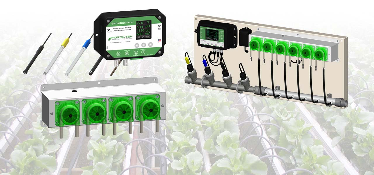 Agrowtek Inc  :: Grow Controls for Greenhouses, Hydroponics