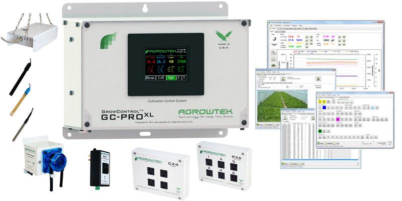 GrowControl™ GC-ProXL Control System