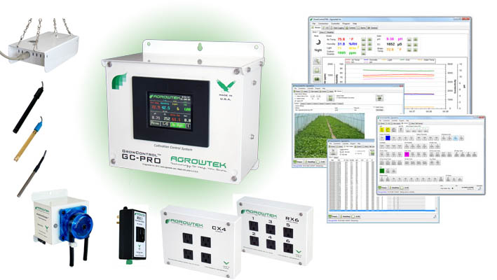 Growcontrol Cultivation Controllers Growcontrol Gc Pro